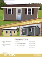 Sheds | Shed Builder | Buy Sheds | Marshfield, WI 54449